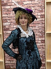 "Gerri Weagraff as ""Cinderella's Stepmother"" in Into the Woods at Resident Theatre Company"