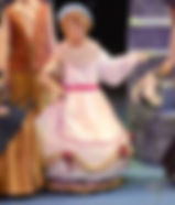 "Gerri Weagraff as ""Mrs. Potts"" in Disney's Beauty and the Beast at Arizona Broadway Theatre"