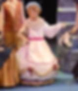 "Gerri Weagraff as ""Mrs. Potts"" in Disney's Beauty and the Beast at Arizona Broadway Theatre"