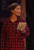 "Gerri Weagraff as ""Hannah Ferguson"" in The Spitfire Grill at The Eagle Theatre"