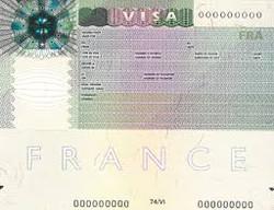France visa formility