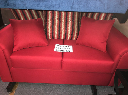 Love Seat and Sofa specials