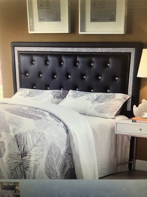 Andenne upholstered headboard