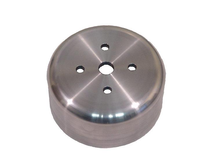 Billet SBF Aluminum Water Pump Pulley