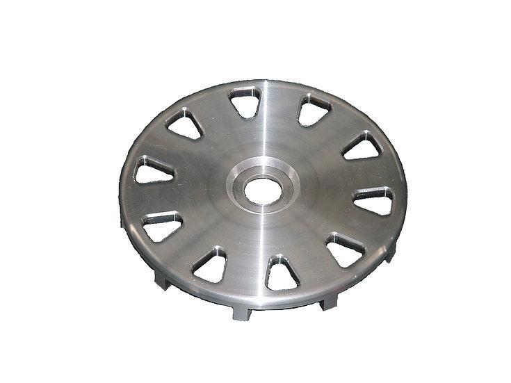 Billet Aluminum Alternator Fan