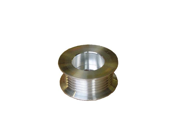 Billet Aluminum Serpentine Alternator pulley