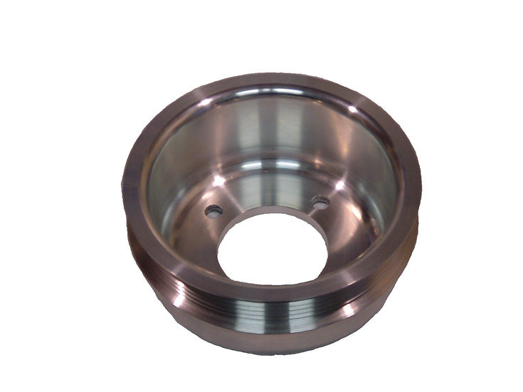 Billet Aluminum Underdrive Crankshaft Pulley