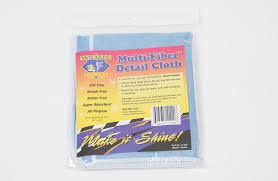 Multi-Fiber Detail Cloth