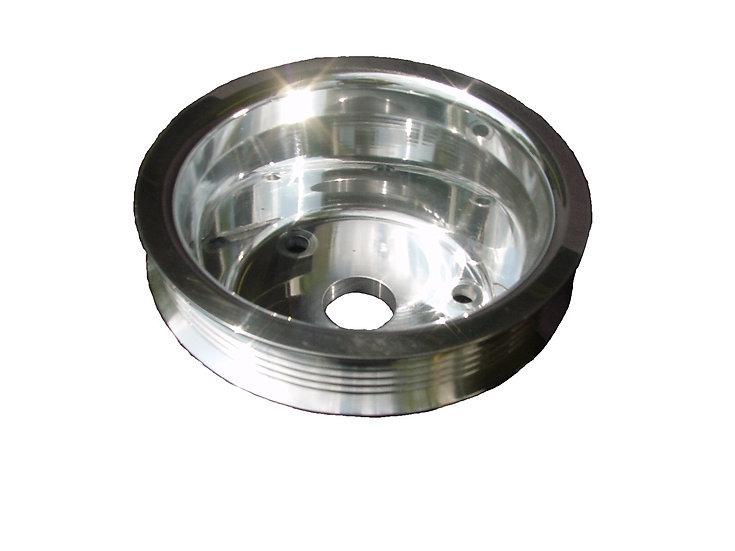 Billet Aluminum Underdrive Crank Pulley