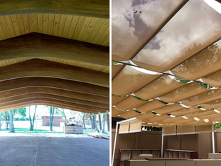 Design Construction Concepts Completes Summer Camp Improvement Project: New pool house and pavilion