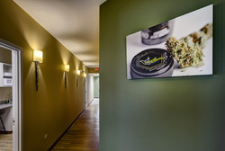 Dispensary - Hallway