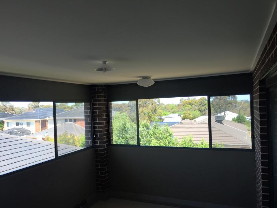 Double sliding windows