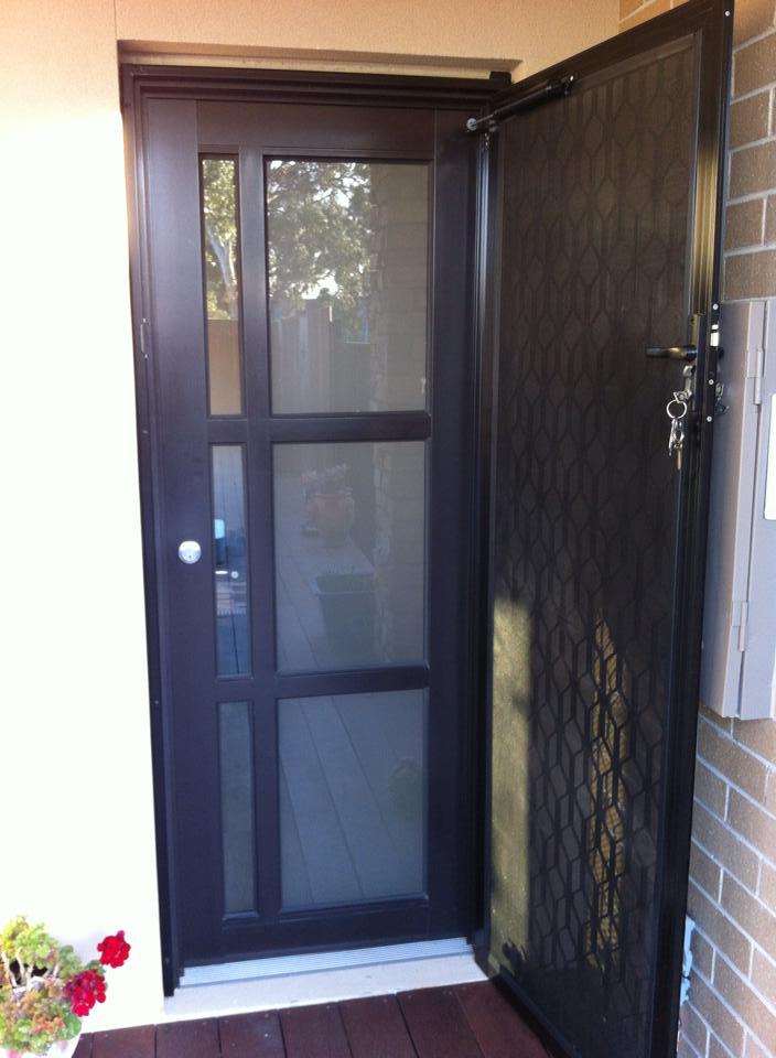 Feature front door