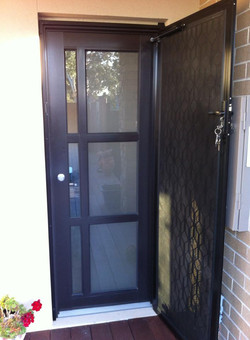 Feature front door