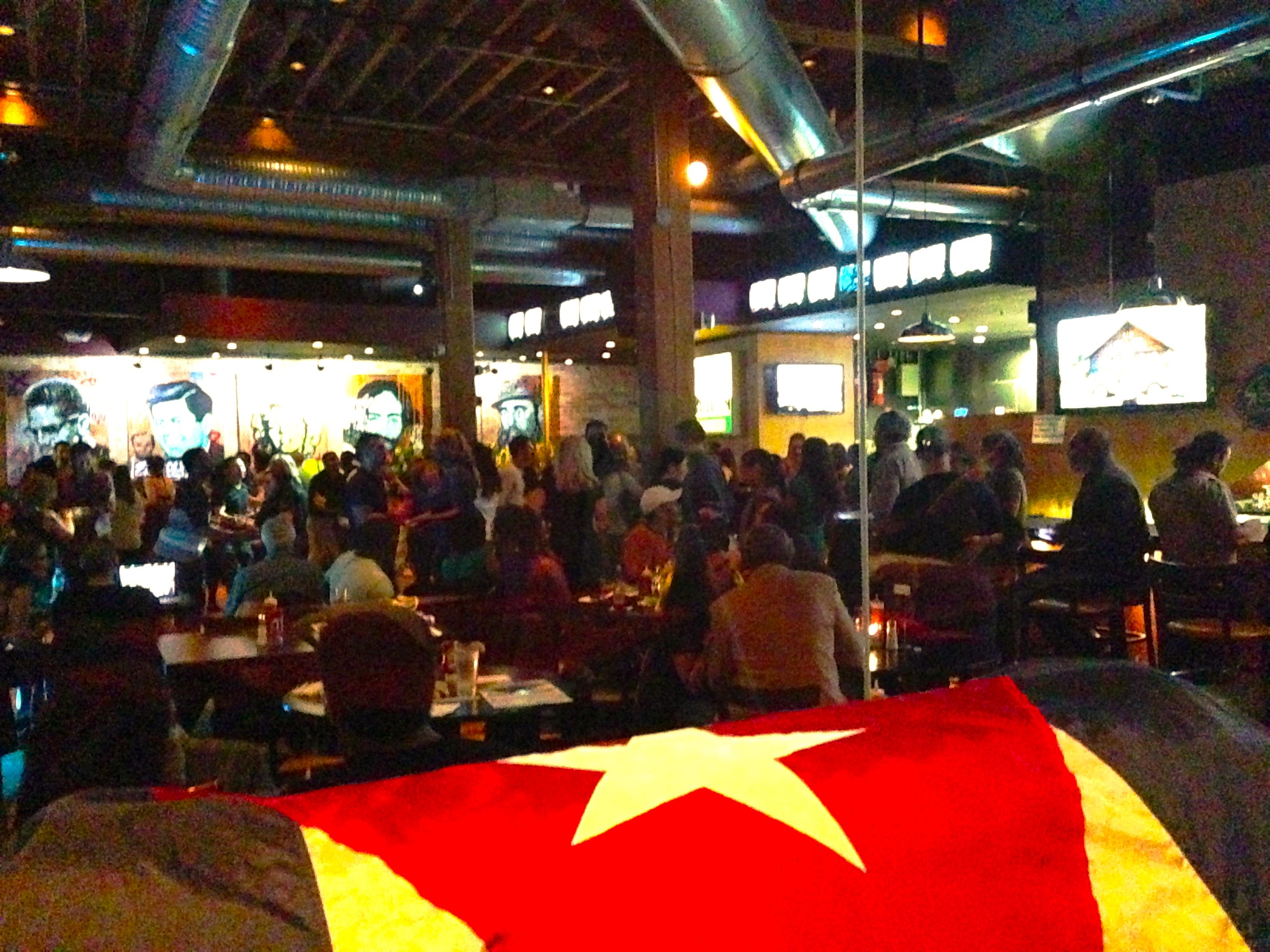 Cuban Revolution Restaurant Bar
