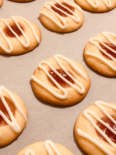 Shortbread Thumbprint