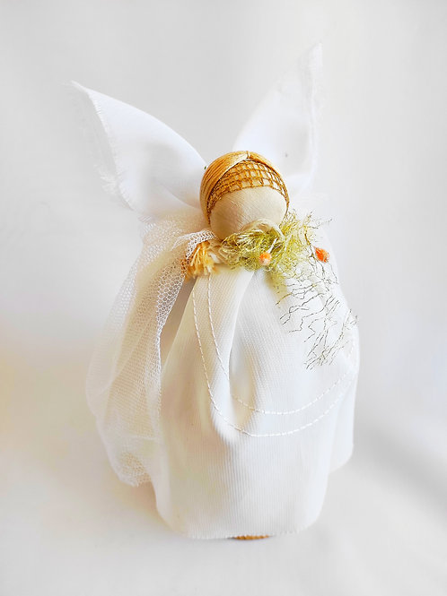 Decorative angel and Christmas tree tip