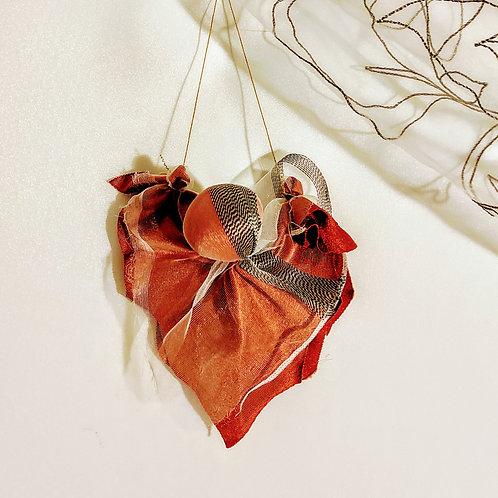 Chauve-souris amulette suspension déco Halloween
