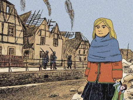 L'Alsace des deux guerres, vue par Finnele