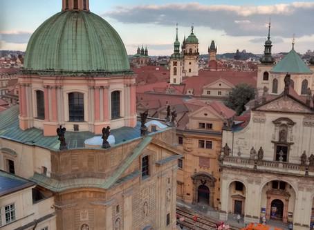 OCTOBER CITIES: Prague