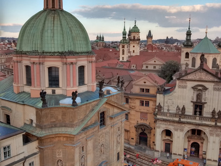 OCTOBER CITIES: Prague