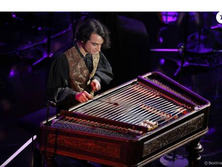 Cymbalum : découvrez cet instrument rare avec le virtuose Cyril Dupuy