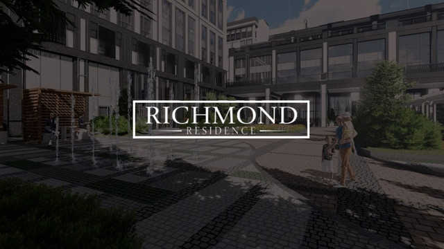 Richmond residence