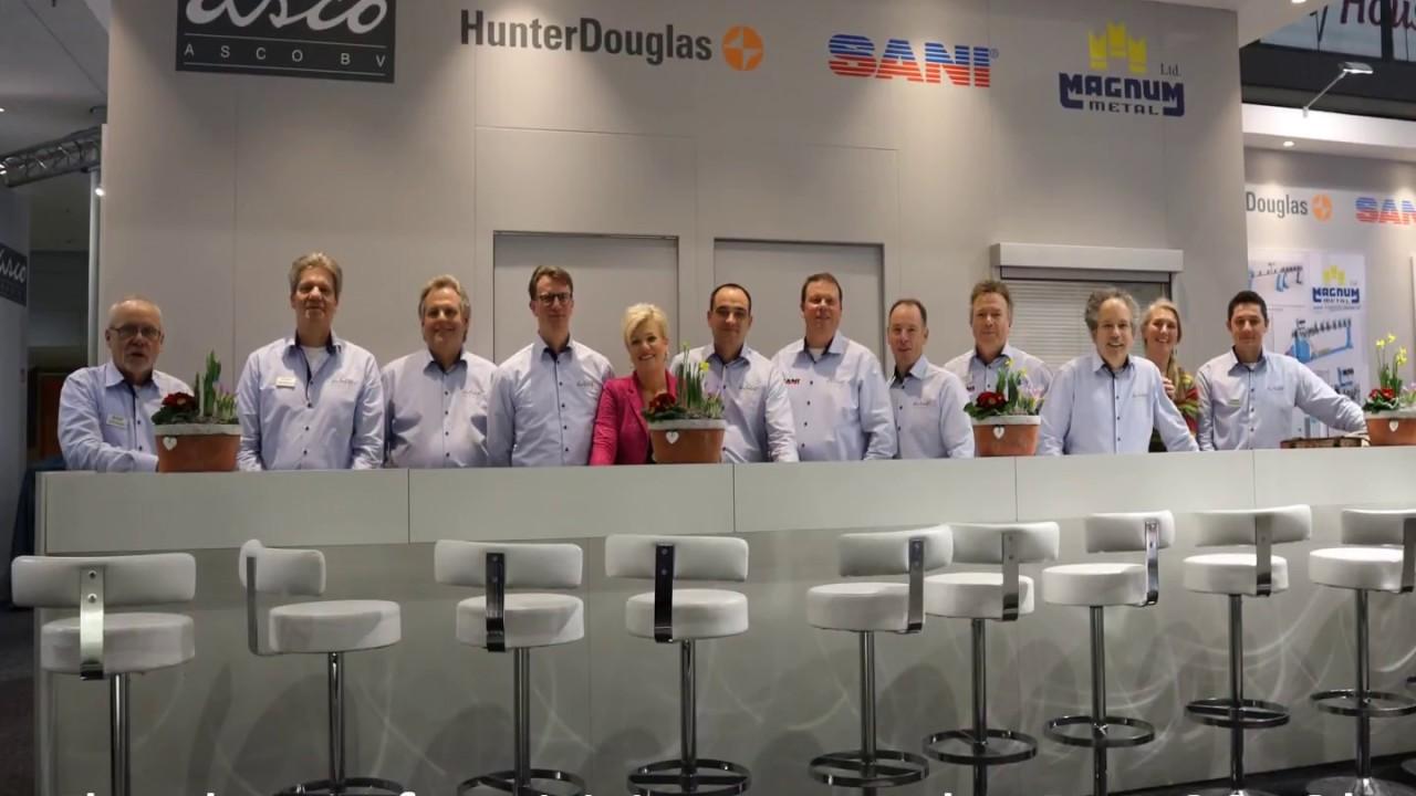 The Asco Team at R& T Stuttgart 2018