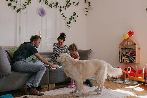 Authentische Familienfotografie Wien
