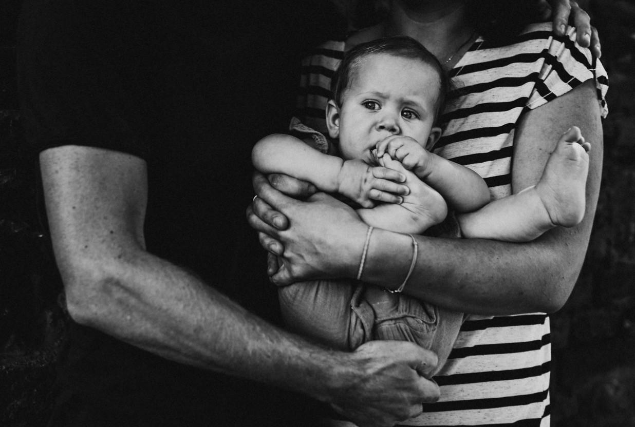 Familienfotografie. Echt und ungestellt.