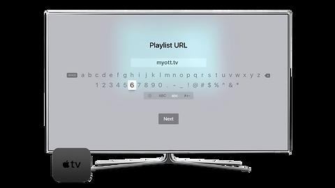 Инструкция о том как смотреть русское телевидение на Apple TV