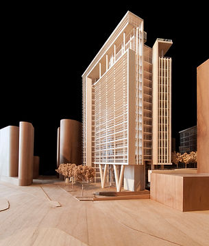 Beirut Architectural Model