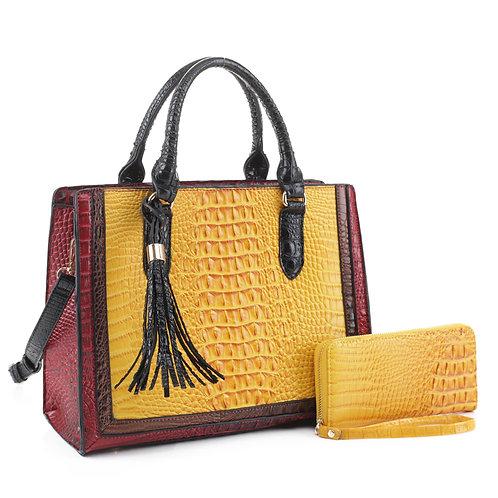 The TriColor Bag
