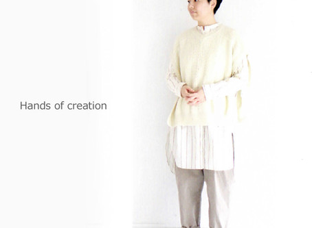 Style 〈Hands of creation〉