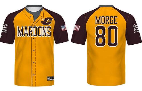 """Mock"" Baseball Jersey"