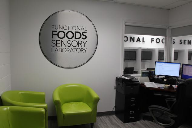 Functional Foods Sensory Lab