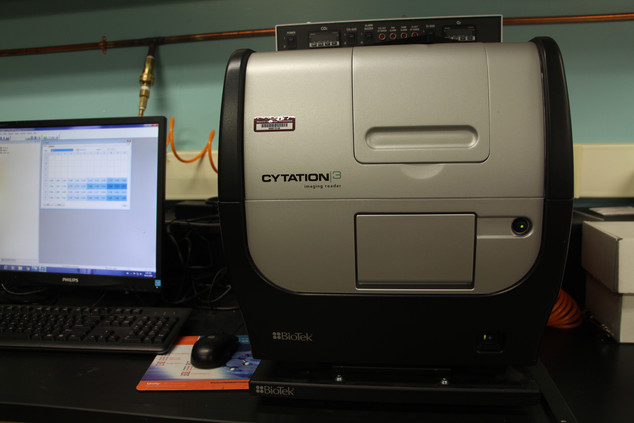 BioTek™ Cytation™ 3 Cell Imaging Multi-Mode Reader