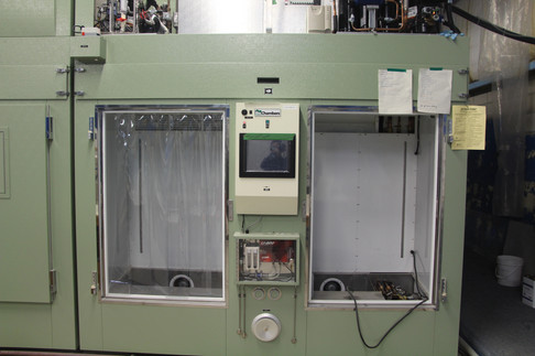 Controlled Environmental Growth Chamber