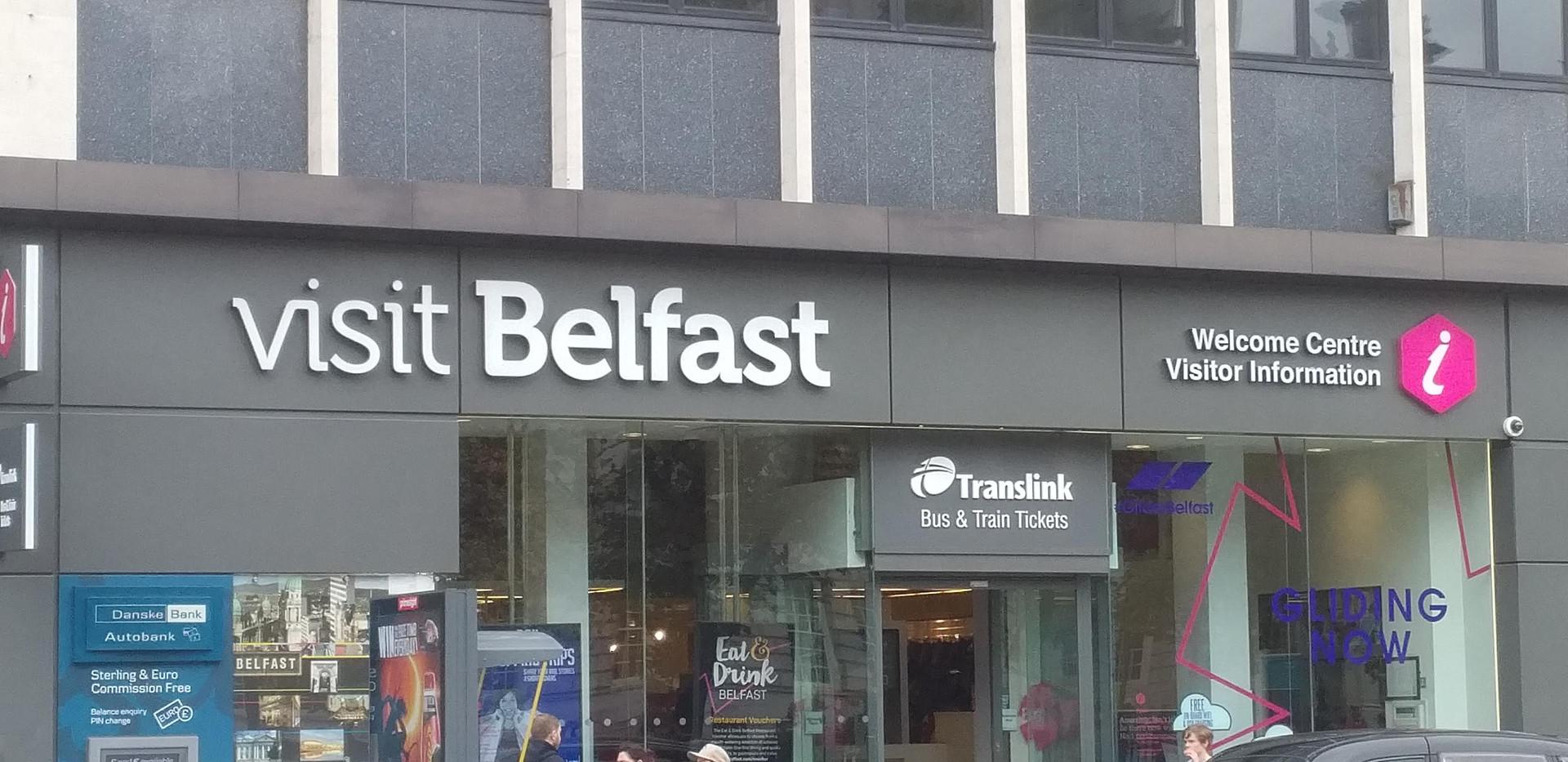 Viisit Belfast