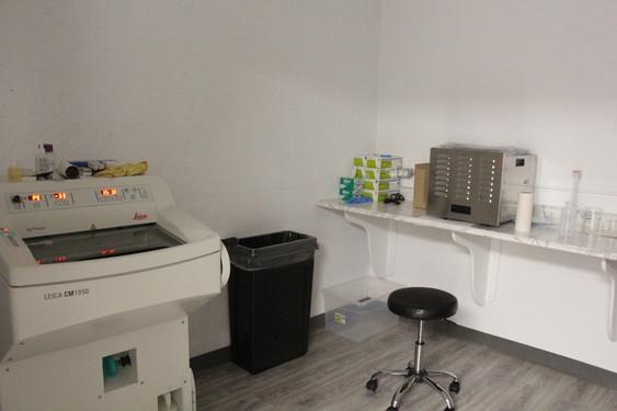 Functional Foods Sensory Lab - Instrument Room