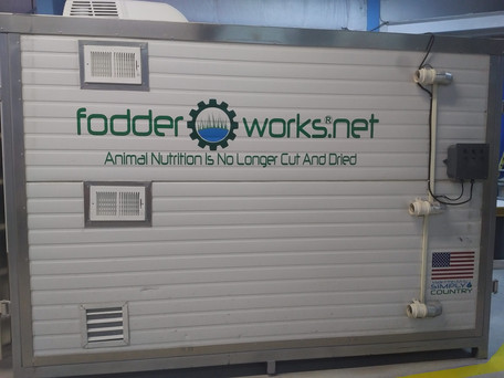 Controlled Environmental Fodder System