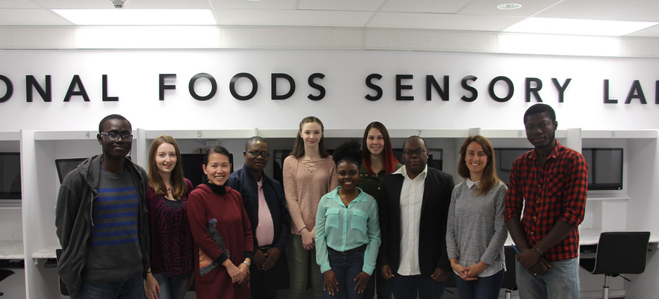 Group photo - Functional Food Lab