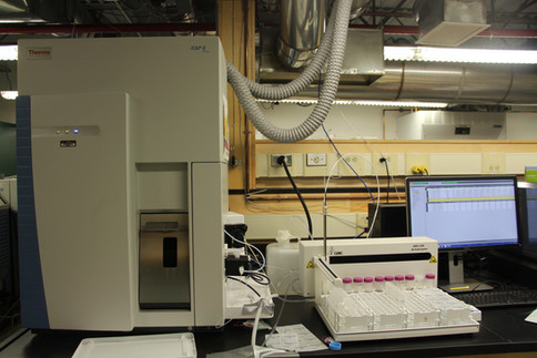 Thermo Scientific™ Inductively Coupled Plasma Mass Spectroscopy (ICP-MS)