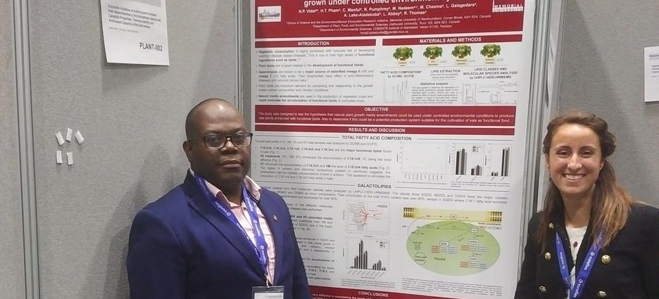 Dr. Thomas and Dr. Vidal - MUN Poster