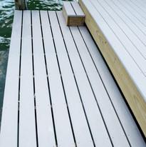 Re-Build of Dock