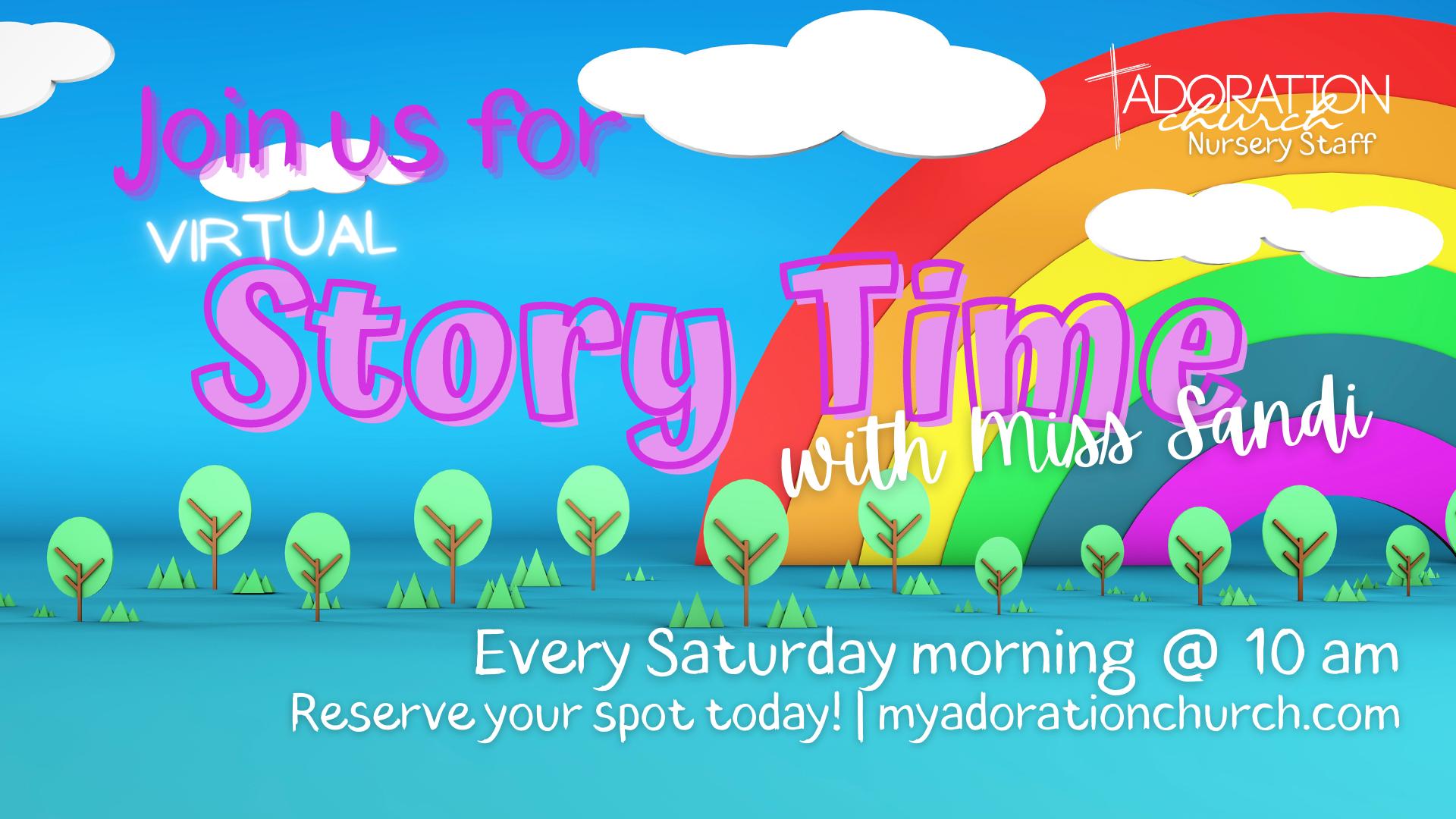 Nursery Story Time update