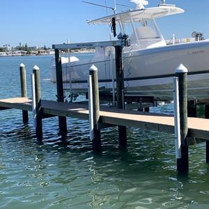 New Dock & Frame