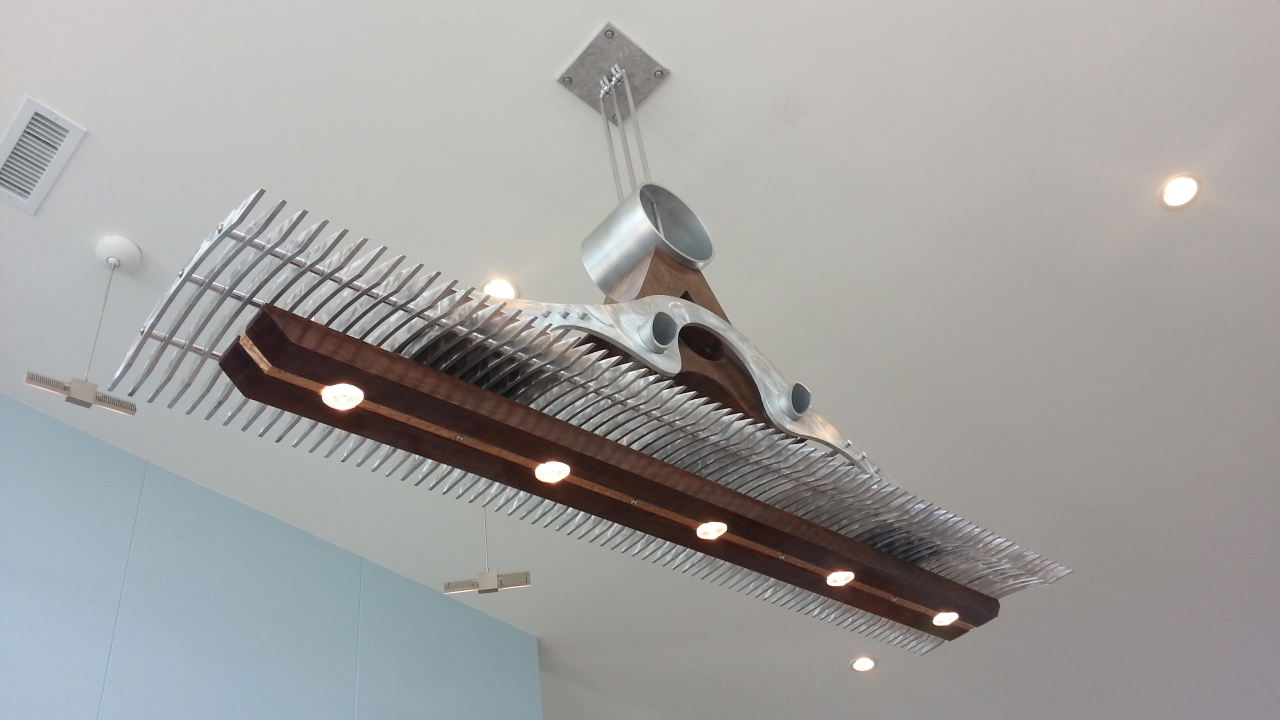 Predator Light Fixture