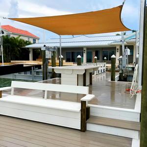 Custom Dock Furniture