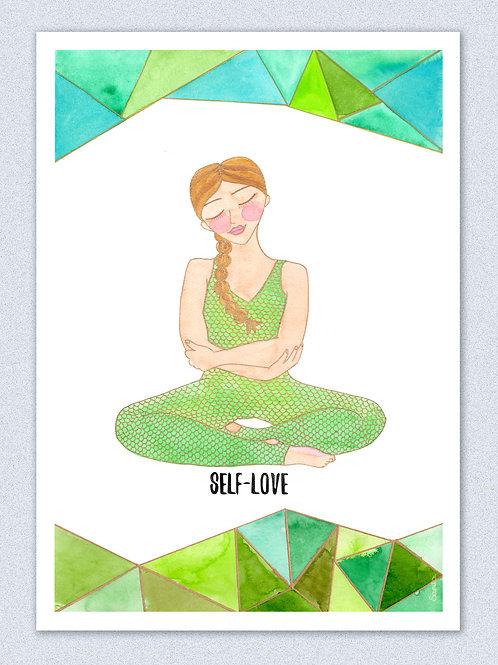 Self-Love, La Kundalinera:.